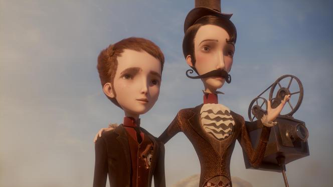 Une image du film d'animation français de Stéphane Berla et Mathias Malzieu,