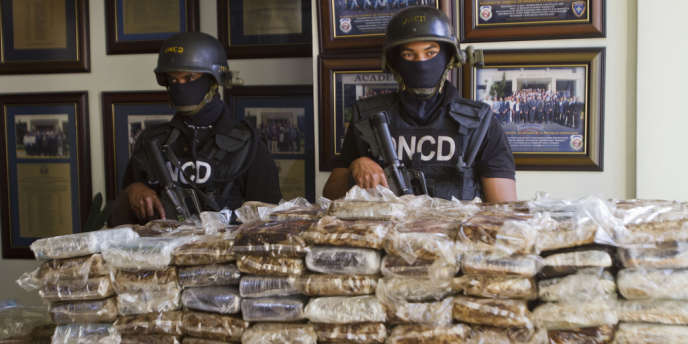 682 kilogrammes de cocaïne avait été extraits du Falcon 50 piloté par Pascal Fauret et Bruno Odos, en mars 2013.