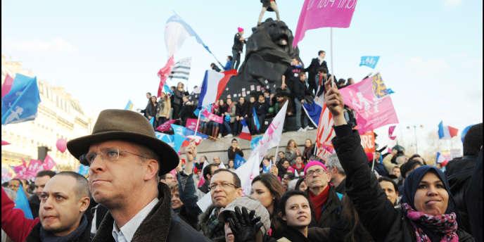 Les organisateurs revendiquent 540 000 participants.