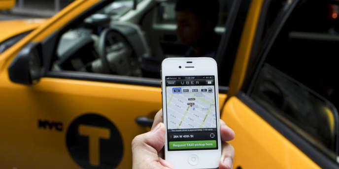 Uber propose ses services aux New-Yorkais depuis 2011.