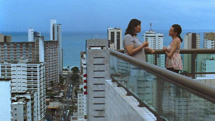 Hermila Guedes dans le film brésilien et français de Marcelo Gomes,