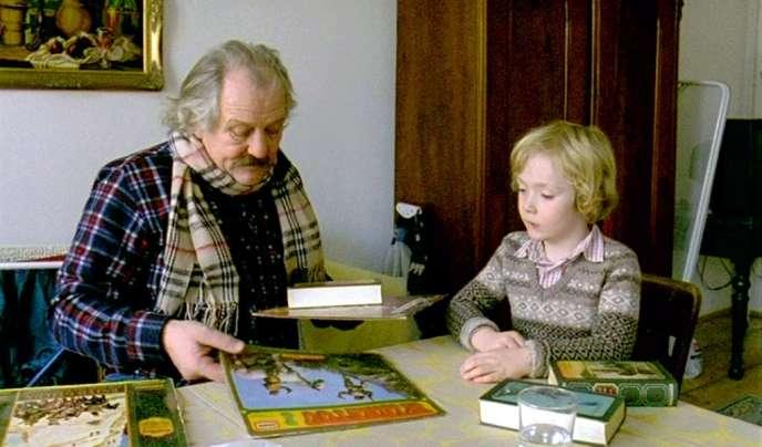 Walter Saabel dans le film autrichien de Tizza Covi et Rainer Frimmel, «L'Eclat du jour».