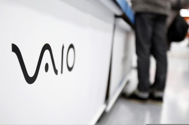 Sony va céder ses ordinateurs personnels Vaio à un fonds d'investissement japonais.