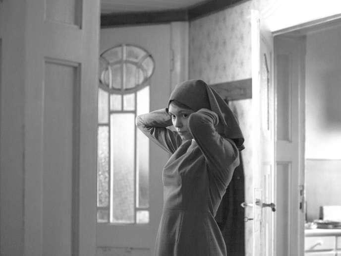 Agata Trzebuchowska dans le film polonais de Pawel Pawlikowski,