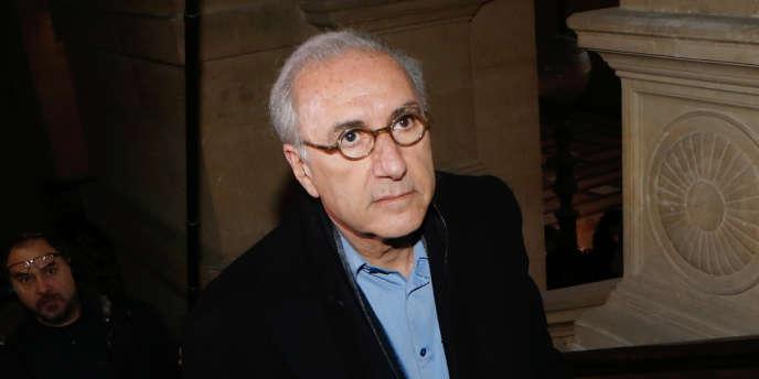 Le gynécologue André Hazout, au premier jour de son procès, le 4 février.