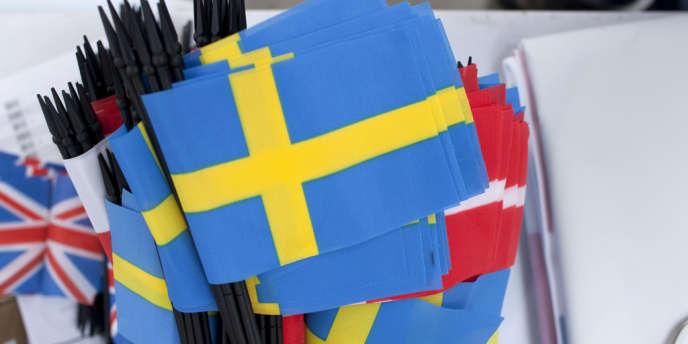 La PME française Doublet, leader sur le marché des drapeaux en Europe, vend près de la moitié de sa production à l'étranger.