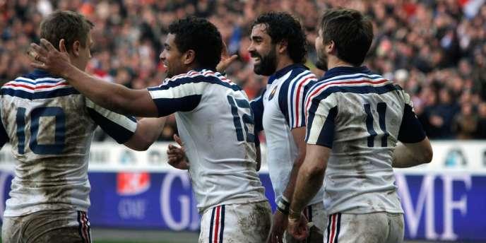 Le XV de France a battu l'Italie dimanche lors de la deuxième journée des Six nations (30-10).
