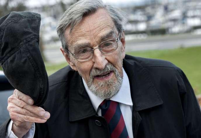 Le réalisateur danois Gabriel Axel est mort, dimanche 9 février, à l'âge de 95 ans.