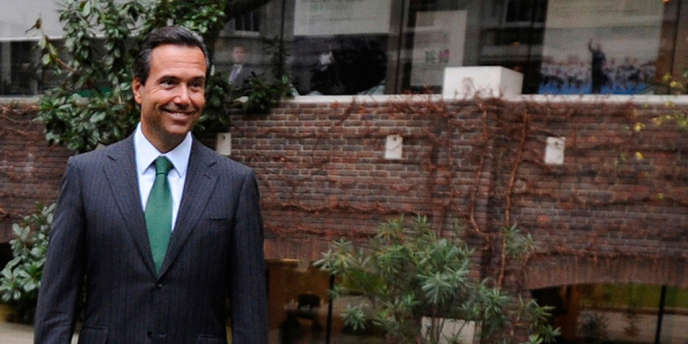 Antonio Horta-Osorio, en janvier 2012.