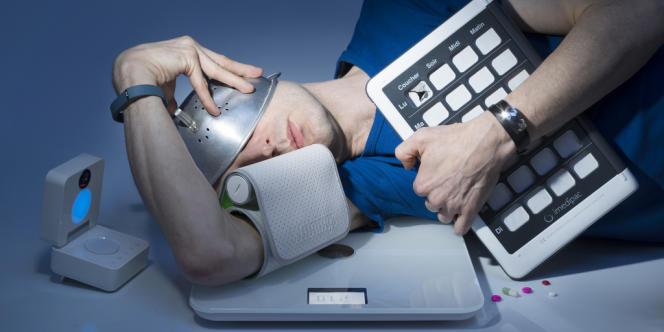 Automesure : le corps quantifié