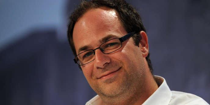 Emmanuel Maurel, membre du Bureau national du Parti socialiste et animateur du courant