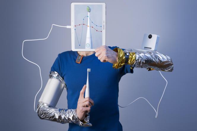 Automesure : le corps quantifié.