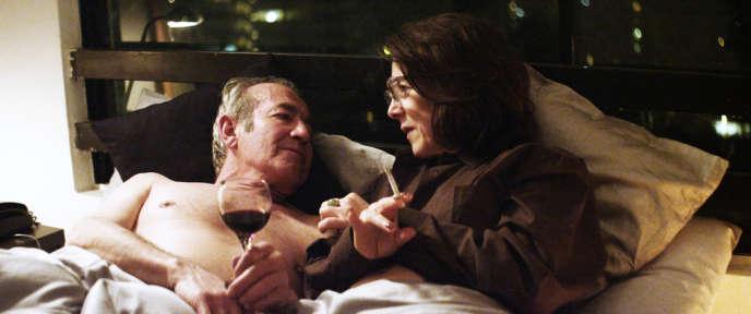 Sergio Hernandez et Paulina Garcia dans le film chilien de Sebastian Lelio,