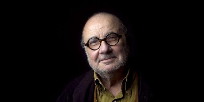 Serge Moati, auteur, journaliste et réalisateur