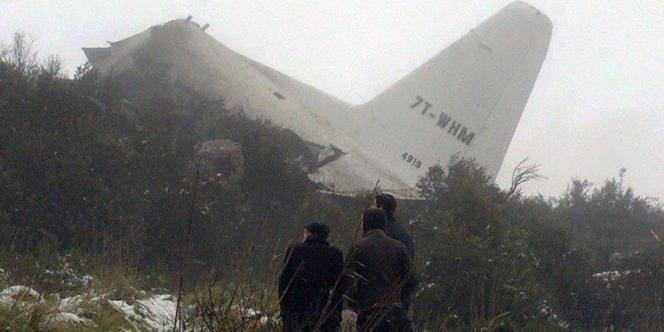 Le crash de l'avion a eu lieu dans une zone montagneuse de la province d'Oum El-Bouaghi en Algérie.