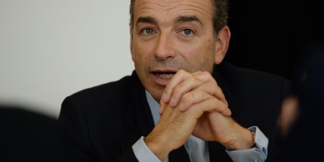 Jean-François Copé à Berlin, le 11 février.