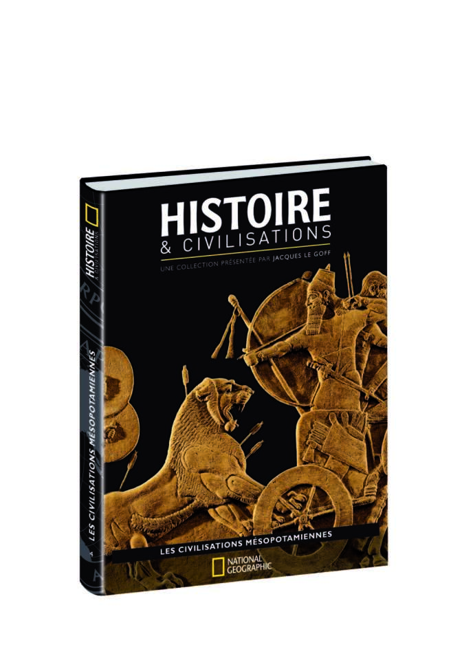 HISTOIRE & CIVILISATIONS Volume 4 : Les Civilisations mésopotamiennes (de 3500 à 539 av. J.-C.) 9,99 €. En vente dès le jeudi 13 février, uniquement en France métropolitaine et sur la boutique en ligne « Le Monde ».