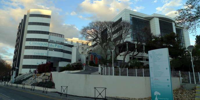 La Clinique du Parc, à Castelnau-le-Lez (Hérault).