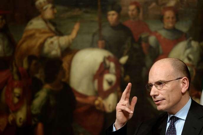 Le retour de la croissance est à mettre au crédit des politiques rigoureuses d'Enrico Letta, le président du conseil depuis avril 2013, et de son prédécesseur Mario Monti.