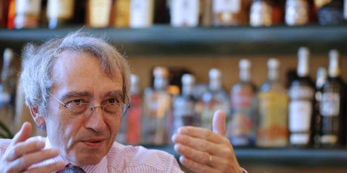 Le PDG de Pernod Ricard, Pierre Pringuet, a annoncé un plan d'économies de 150 millions d'euros sur trois ans.