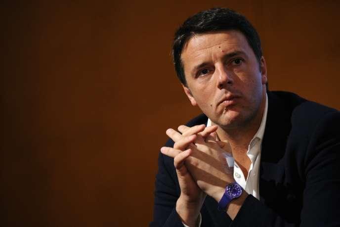 Matteo Renzi, le 6 décembre 2013 à Turin.