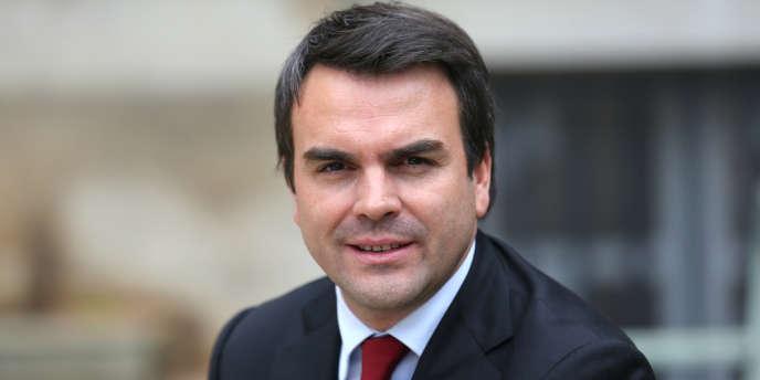 Le député socialiste Thomas Thévenoud, 39 ans.