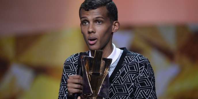Stromae a reçu la Victoire de la musique du meilleur clip pour «Formidable».