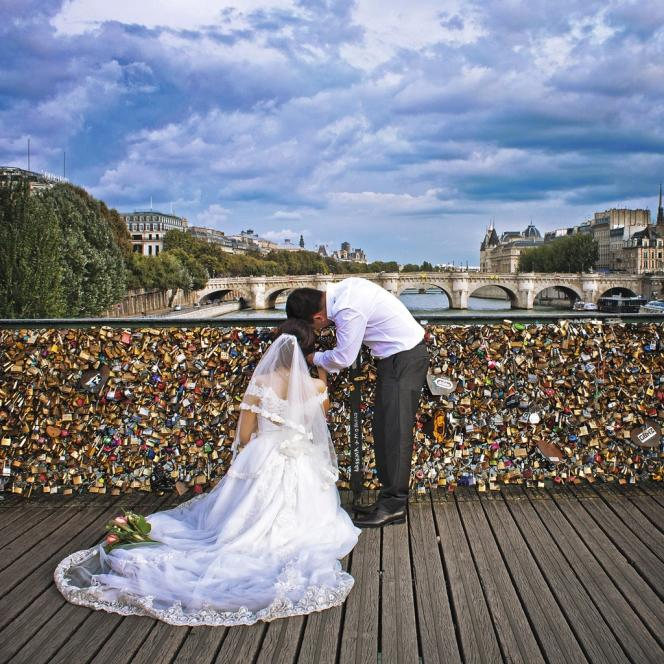 Près de 700 000 love locks