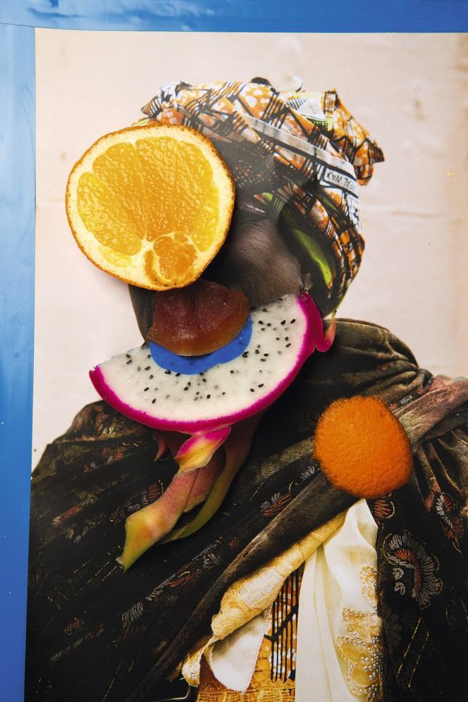 Le photographe  et plasticien Lorenzo Vitturi  a promené son regard décalé  au marché  des Capucins à  Marseille. Pour M, il commente  ses étranges sculptures. - PHOTO AND ARTWORKS Lorenzo Vitturi pour M le magazine du Monde