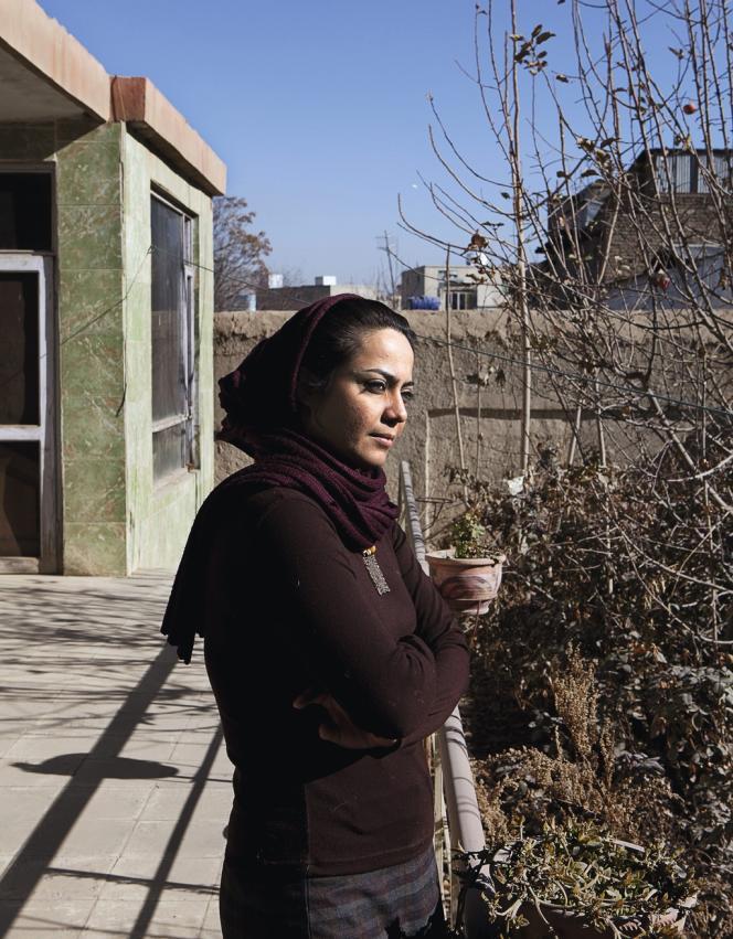 Pour la documentariste Diana Saqeb,