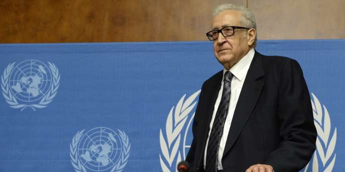 Le médiateur de l'ONU Lakhdar Brahimi, a annoncé une troisième phase de pourparlers sur la paix en Syrie lors d'une conférence de presse à Genève.
