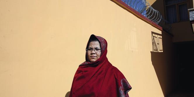 Wazhma Frogh, directrice d'ONG, dénonce l'hyperconservatisme de l'appareil d'Etat afghan.