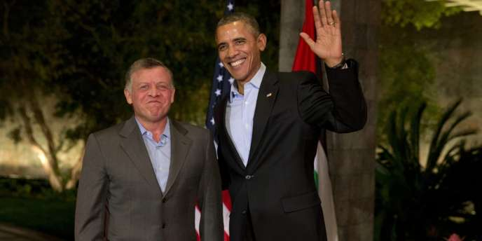 Lors de sa rencontre avec Abdallah II de Jordanie, Barack Obama a annoncé que les Etats-Unis vont fournir à la Jordanie des garanties de prêts d'un milliard de dollars pour l'aider à faire face à l'afflux de réfugiés syriens.
