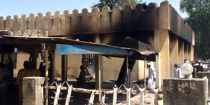Au moins 39personnes avaient déjà été tuées le 12février à Konduga dans une attaque de Boko Haram.