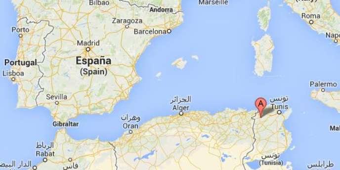 L'attaque a eu lieu dans la nuit de samedi15 à dimanche16 février, près de la frontière avec l'Algérie.