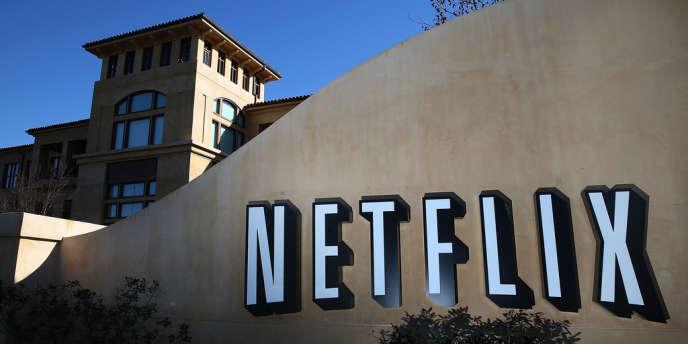 Le siège de Netflix à Los Gatos (Californie), le géant américain de la vidéo à la demande.