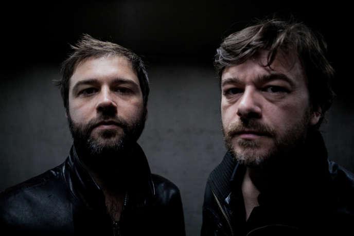 Michel Cloup Duo présente son dernier disque :