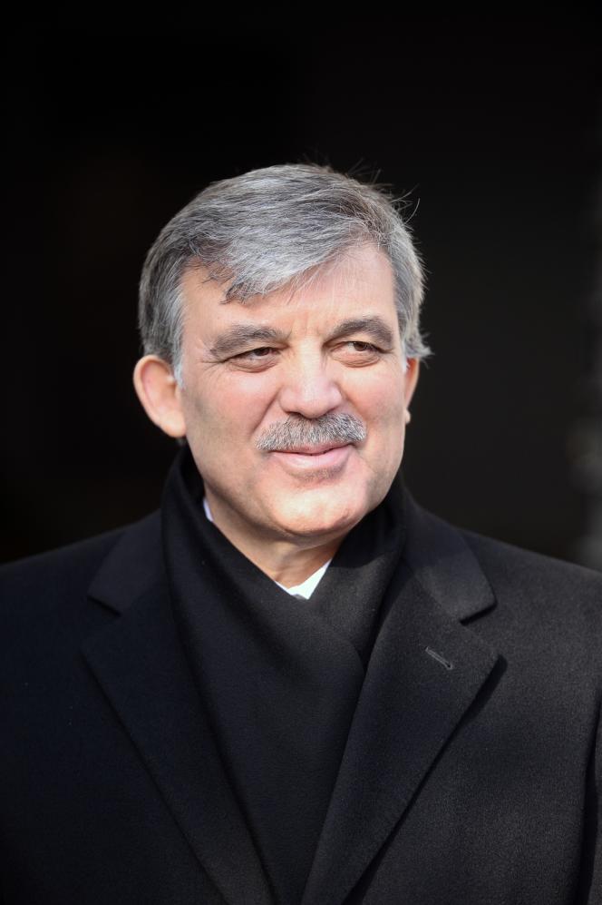 Le président turc, Abdullah Gül, le 18 février 2014.