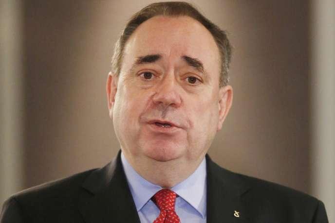 Alex Salmond, le premier ministre écossais, a répliqué aux attaques de David Cameron.