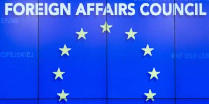 La haute représentante de la diplomatie européenne, Catherine Ashton, en février 2014.