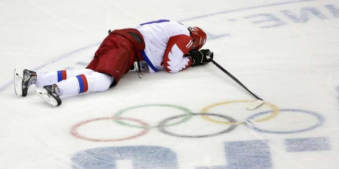 La Russie est éliminée dès les quarts du tournoi olympique de hockey.