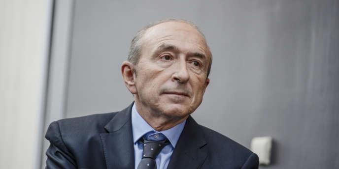 Gérard Collomb.