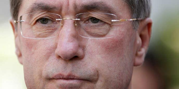 Claude Guéant, en 2012.