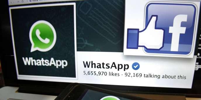 Quelque 50 milliards de messages sont échangés chaque jour sur WhatsApp, contre 20 milliards il y a moins d'un an.
