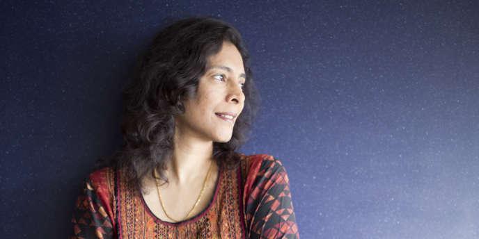 Aruna Jayanthi, PDG de Capgemini en Inde, le 18 février, à Bangalore.