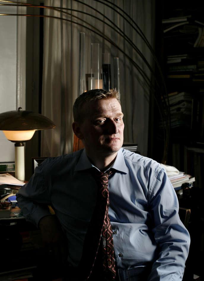 Guy Cogeval, directeur du Musée d'Orsay à Paris.