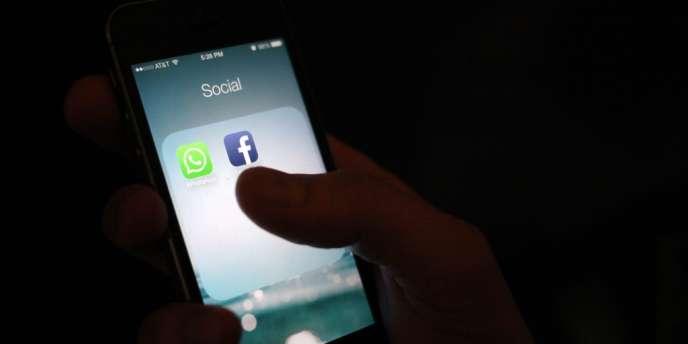 L'application Whatsapp, rachetée par Facebook pour 19 milliards de dollars