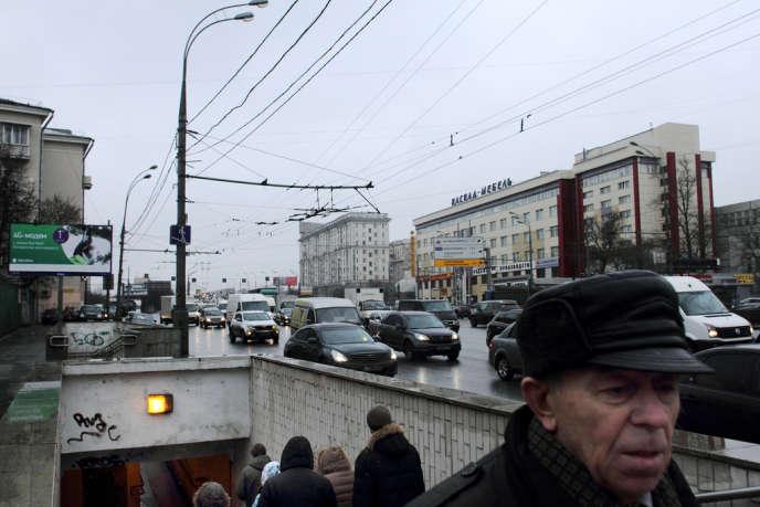 Le 5 février 2013, Moscou a enregistré un record de 3 500 km de bouchons, la distance entre la capitale russe et Madrid.
