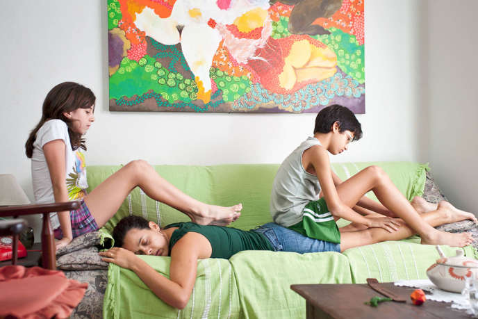Une image du film brésilien de Kleber Mendonça Filho,
