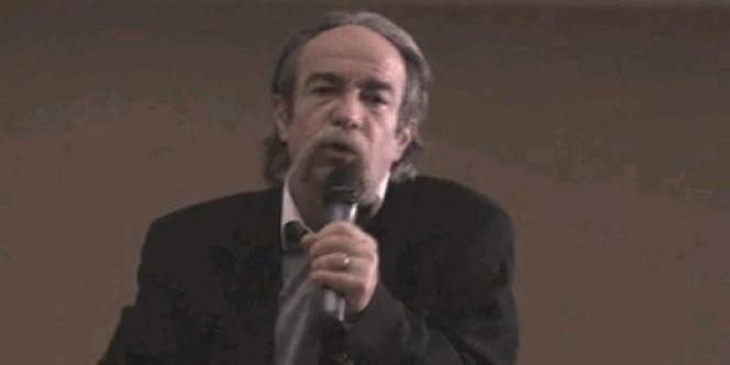 André Ouzoulias en novembre 2012